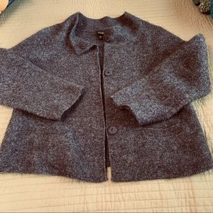 Eileen Fisher super thick cardigan